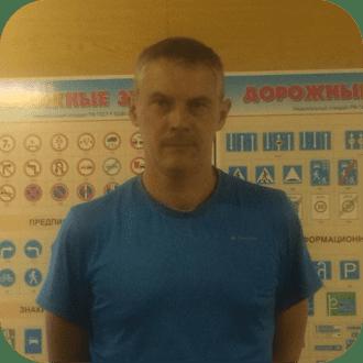 Автоинструктор Рябченко Дмитрий Михайлович
