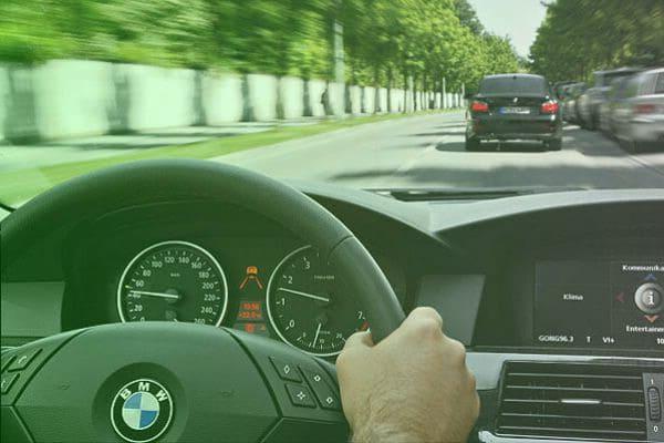 Основные ошибки автомобилиста при вождении машины